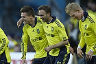 Nicolaj Agger (Br�ndby IF), Dennis Rommedahl (Br�ndby IF)