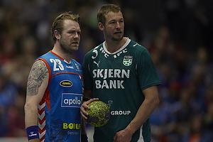 Joachim Boldsen (AG K�benhavn), Kristian Gjessing (Skjern H�ndbold)