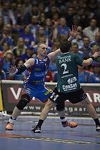 Ren� Toft Hansen (AG K�benhavn), Claus M�ller Jakobsen (Skjern H�ndbold)