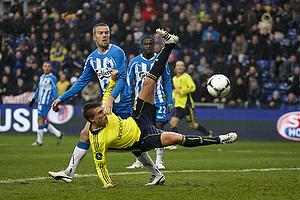 Nicolaj Agger (Br�ndby IF), Espen Ruud (Ob)