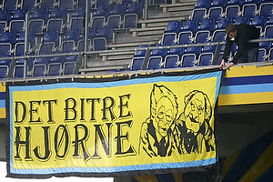 Banner for det bitre hj�rne