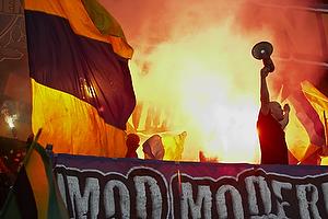 Br�ndbyfans affyrer romerlys