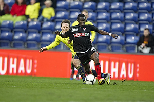 Rilwan Olanrewaju Hassan (FC Midtjylland), Mike Jensen (Br�ndby IF)