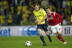 Mikkel Thygesen (Br�ndby IF), Simon Makienok Christoffersen (Br�ndby IF)