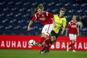 Simon Jakobsen (Silkeborg IF), Nicolaj Agger (Br�ndby IF)