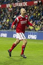 Christian Holst, m�lscorer (Silkeborg IF)