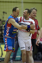 Lars Christiansen (KIF Kolding), Lars J�rgensen (AG K�benhavn)