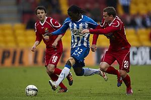 Andreas Laudrup (FC Nordsj�lland), Kasper Lorentzen (FC Nordsj�lland)