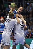 Lars J�rgensen (AG K�benhavn), Lasse M. Boesen (KIF Kolding), Simon Edelberg Jensen (KIF Kolding)