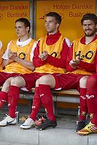 Andreas Laudrup (FC Nordsj�lland), Henrik Kildentoft (FC Nordsj�lland)