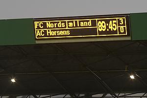 M�ltavlen med en 3-0 sejr til FC Nordsj�lland