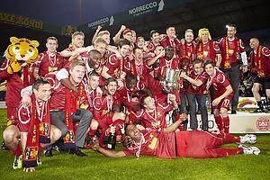 FC Nordsj�llands danmarksmestre 2012
