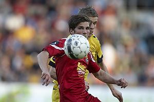 S�ren Christensen (FC Nordsj�lland), Morten Rasmussen (AC Horsens)
