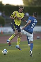 Jens Larsen (Br�ndby IF), Bajram Fetai (Lyngby BK)