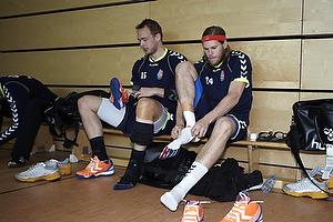 Henrik Toft Hansen (AG K�benhavn), Mikkel Hansen (AG K�benhavn)
