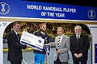 Verdens bedste h�ndboldspiller Mikkel Hansen (AG K�benhavn)
