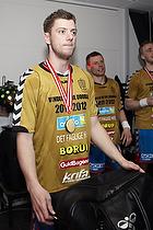 Niclas Ekberg (AG K�benhavn)med taksen