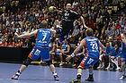 Fredrik Petersen (Bjerringbro-Silkeborg), Ren� Toft Hansen (AG K�benhavn), Joachim Boldsen (AG K�benhavn)
