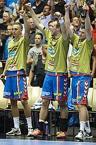 Henrik Toft Hansen (AG K�benhavn), Niclas Ekberg (AG K�benhavn), Snorri Gudj�nsson (AG K�benhavn)