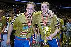 Henrik Toft Hansen (AG K�benhavn), Ren� Toft Hansen (AG K�benhavn) med pokalen
