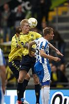 Simon Makienok Christoffersen (Br�ndby IF), Daniel H�egh (Ob)
