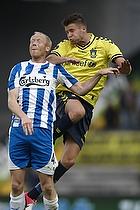 Hans Henrik Andreasen (Ob), Daniel Stenderup (Br�ndby IF)