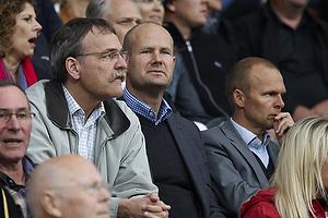 Sten Lerche, bestyrelsesformand (Br�ndby IF), Johnny Nederskov Nielsen, bestyrelsesmedlem (Br�ndby IF)