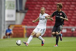 Lars Jacobsen (FC K�benhavn), Lucas Andersen (Aab)