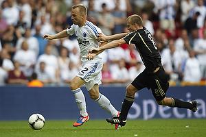 Lars Jacobsen (FC K�benhavn), Rasmus W�rtz (Aab)