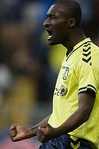 Franck Semou, m�lscorer (Br�ndby IF)
