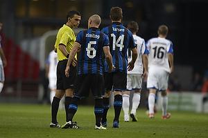 Niki Zimling (Club Brugge KV), Jim Larsen (Club Brugge KV)