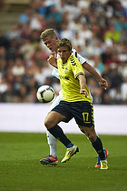 Jens Larsen (Br�ndby IF), Andreas Cornelius (FC K�benhavn)
