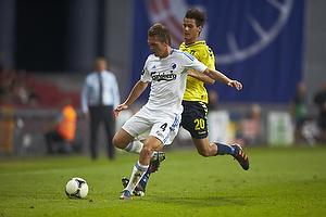 Kris Stadsgaard (FC K�benhavn), Dario Dumic (Br�ndby IF)