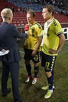 Michael Krohn-Dehli (Br�ndby IF), Jens Larsen (Br�ndby IF)