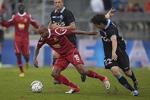 Joshua John (FC Nordsj�lland), Connor S. OBrien (S�nderjyskE)