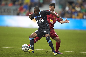 Michael Parkhurst (FC Nordsj�lland), Quincy Antipas (S�nderjyskE)