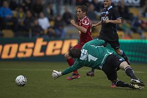S�ren Christensen (FC Nordsj�lland), H�kon Opdal (S�nderjyskE)