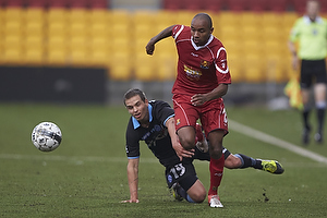 Joshua John (FC Nordsj�lland), Florian Hart (S�nderjyskE)
