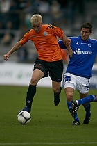 Mathias Tauber, anf�rer (Lyngby BK)