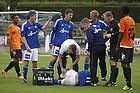 Morten Karlsen (Lyngby BK), Mathias Tauber, anf�rer (Lyngby BK), Patrick Mortensen (Lyngby BK)