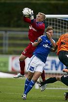 Patrick Mortensen (Lyngby BK), Nicklas H�jlund (Lyngby BK)