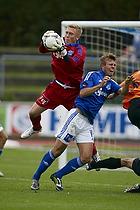 Nicklas H�jlund (Lyngby BK), Patrick Mortensen (Lyngby BK)