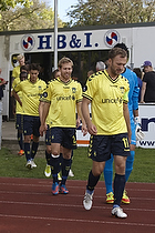 Dennis Rommedahl, anf�rer (Br�ndby IF), Anders Randrup (Br�ndby IF)