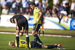 Simon Makienok Christoffersen (Br�ndby IF), Jan Kristiansen (Br�ndby IF)
