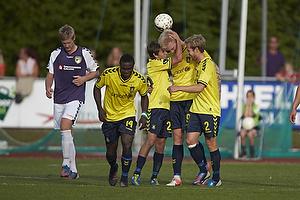 Simon Makienok Christoffersen, m�lscorer (Br�ndby IF), Anders Randrup (Br�ndby IF), Oke Akpoveta (Br�ndby IF), Mathias Gehrt (Br�ndby IF)