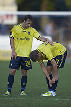 Mike Jensen (Br�ndby IF), Jens Larsen (Br�ndby IF)