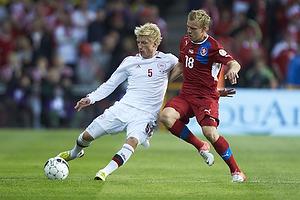Danmark - Tjekkiet