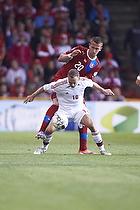 Dennis Rommedahl (Danmark), Tomas Pekhart (Tjekkiet)