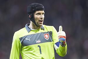 Petr Cech, anf�rer (Tjekkiet)