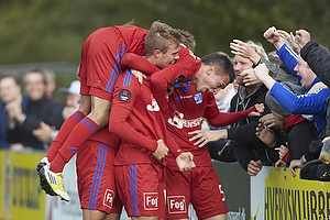 Patrick Mortensen (Lyngby BK), David Katz Boysen (Lyngby BK), Rasmus Nielsen (Lyngby BK)
